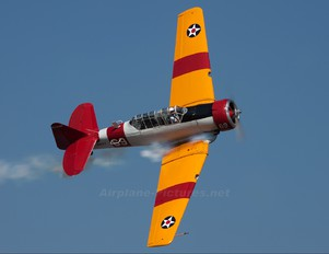 ZU-FNE - Private North American Harvard/Texan (AT-6, 16, SNJ series)