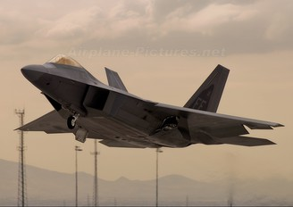 04-4073 - USA - Air Force Lockheed Martin F-22A Raptor