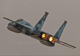 80-0018 - USA - Air Force McDonnell Douglas F-15C Eagle