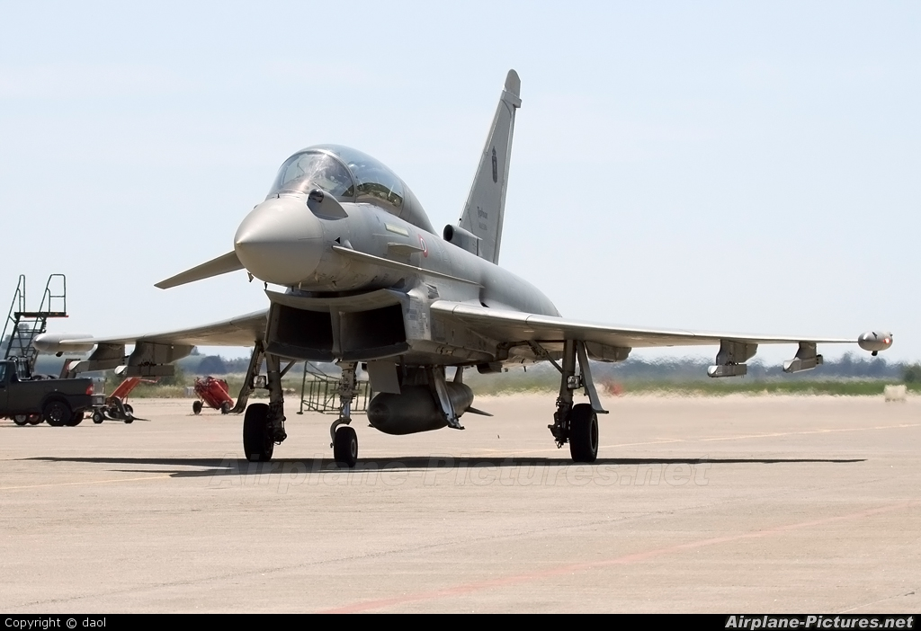Italy - Air Force MM55094 aircraft at Grosseto - Corrado Baccarini
