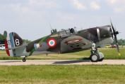 G-CCVH - Patina Curtiss 75A-1 Hawk aircraft