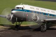 ZK-DAK - Private Douglas C-47D Skytrain aircraft