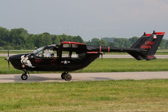 N2209X - Private Cessna 337 Skymaster