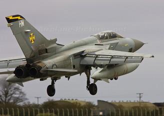 ZG774 - Royal Air Force Panavia Tornado F.3