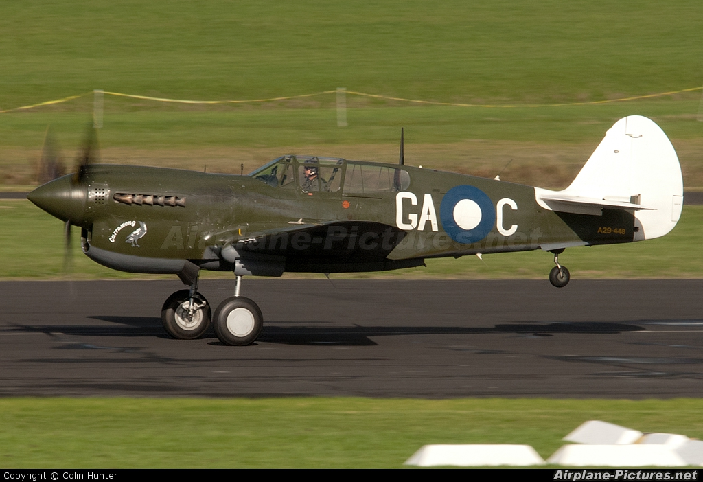 Private ZK-CAG aircraft at Ardmore