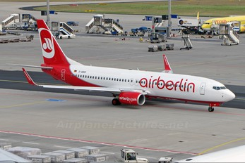 D-ABKP - Air Berlin Boeing 737-800