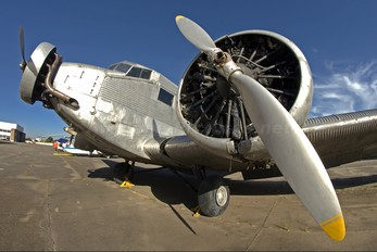 T-158 - Argentina - Air Force Junkers Ju-52