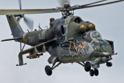 3361 - Czech - Air Force Mil Mi-35 aircraft