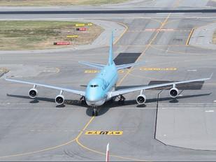 HL7466 - Korean Air Cargo Boeing 747-400F, ERF