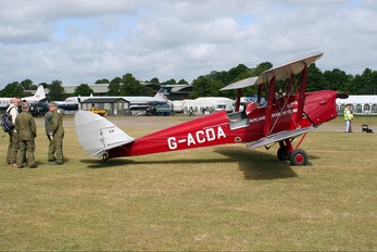 G-ACDA - Private de Havilland DH. 82 Tiger Moth
