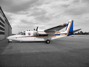 N858LT - Private Rockwell Commander 685