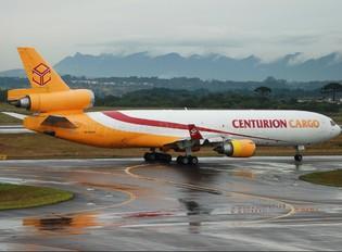 N988AR - Centurion Air Cargo McDonnell Douglas MD-11F