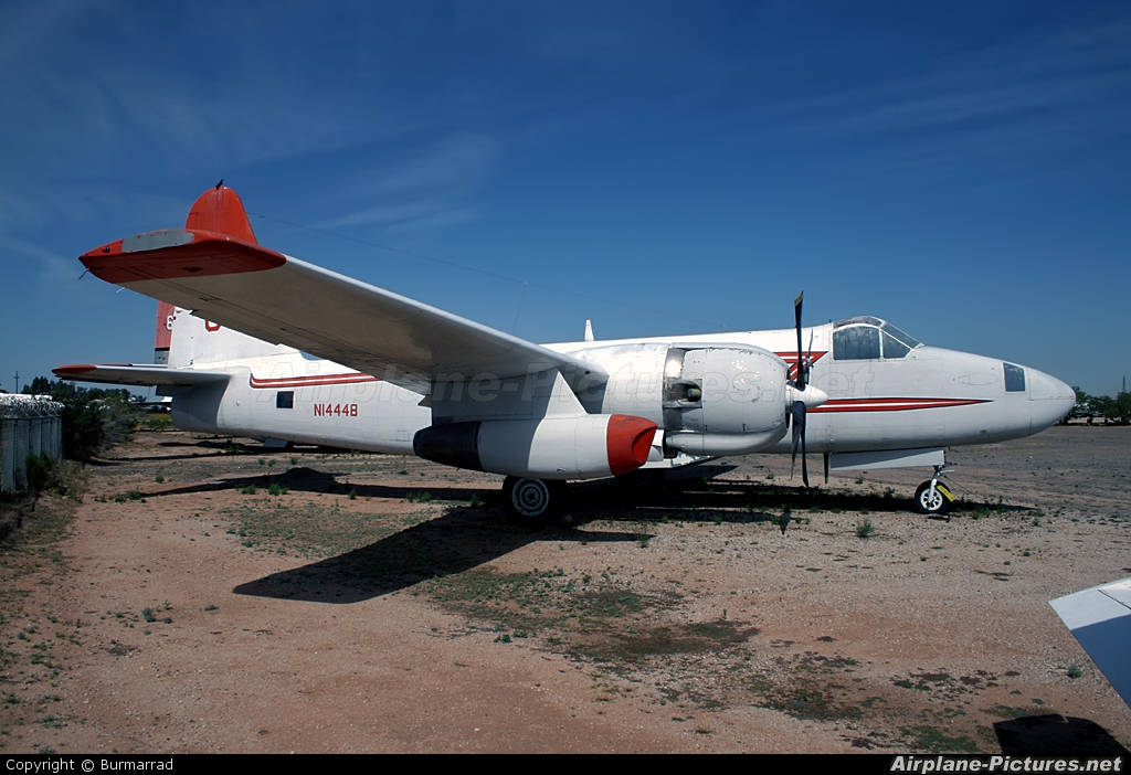 Private N14448 aircraft at Tucson - Pima Air & Space Museum