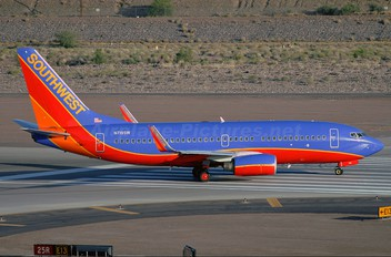 N719SW - Southwest Airlines Boeing 737-700