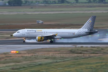 EC-GRH - Vueling Airlines Airbus A320