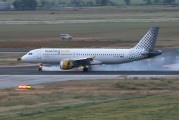 EC-GRH - Vueling Airlines Airbus A320 aircraft