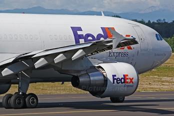 N802FD - FedEx Federal Express Airbus A310F