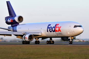N580FE - FedEx Federal Express McDonnell Douglas MD-11F