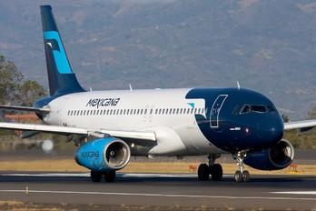 N368MX - Mexicana Airbus A320