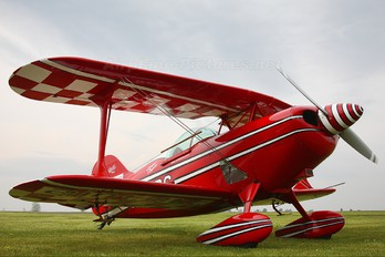 G-PARG - Private Pitts S-1 Special