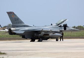 91-0372 - USA - Air Force General Dynamics F-16CJ Fighting Falcon