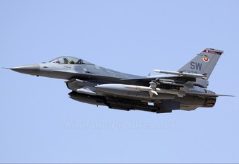 91-0372 - USA - Air Force General Dynamics F-16CJ Fighting Falcon