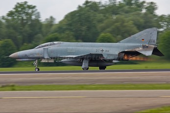 37+96 - Germany - Air Force McDonnell Douglas F-4F Phantom II