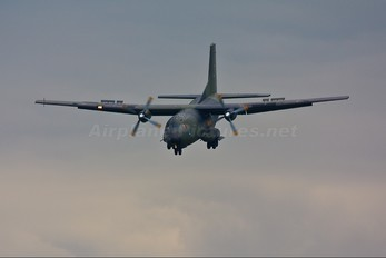50+51 - Germany - Air Force Transall C-160D