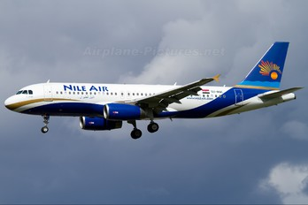 SU-BQC - Nile Air Airbus A320