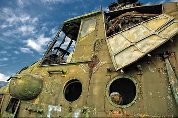 54 - Bulgaria - Air Force Mil Mi-4