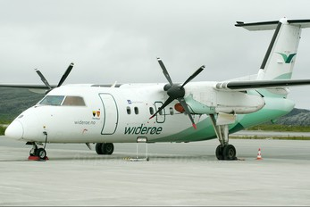 LN-WIR - Widerøe de Havilland Canada DHC-8-100 Dash 8