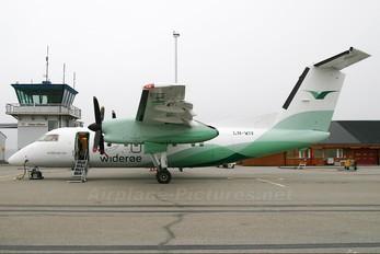 LN-WIV - Widerøe de Havilland Canada DHC-8-100 Dash 8