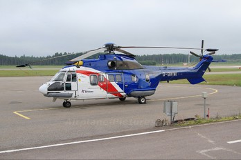 G-BWWI - Bristow Helicopters Aerospatiale AS332 Super Puma