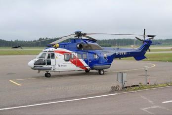 G-BWWI - Bristow Helicopters Aerospatiale AS332 Super Puma