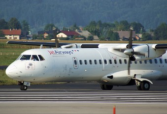 YU-ALR - JAT Airways ATR 72 (all models)