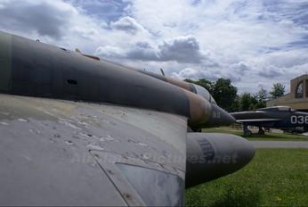 BA-03 - Belgium - Air Force Dassault Mirage V