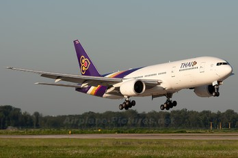 HS-TJT - Thai Airways Boeing 777-200ER