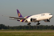 HS-TJT - Thai Airways Boeing 777-200ER aircraft
