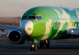 ZS-OAF - Kulula.com Boeing 737-400