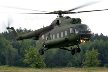 633 - Poland - Air Force Mil Mi-8P