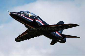XX244 - Royal Air Force British Aerospace Hawk T.1W