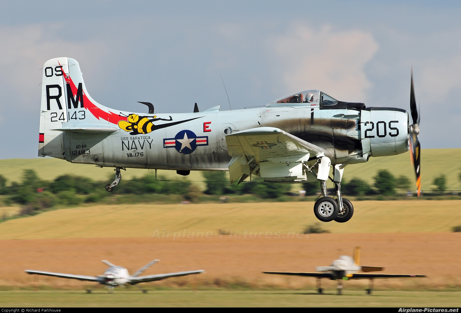 Amicale Jean Salis F-AZDP aircraft at Duxford