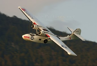 G-PBYA - Catalina Aircraft Consolidated PBY-5A Catalina