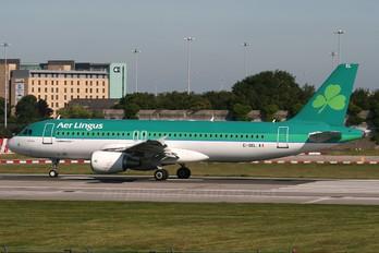 EI-DEL - Aer Lingus Airbus A320