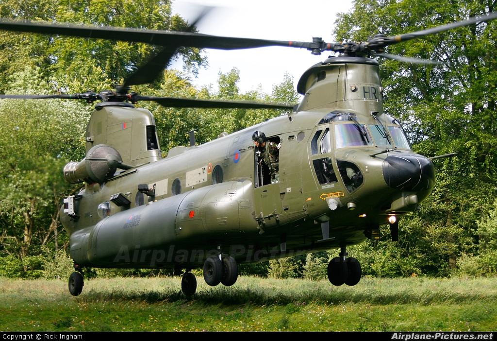 Royal Air Force ZH903 aircraft at Off Airport - England
