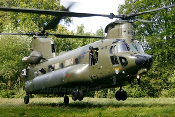 ZH903 - Royal Air Force Boeing Chinook HC.3