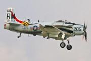 F-AZDP - Amicale Jean Salis Douglas AD-4N Skyraider aircraft