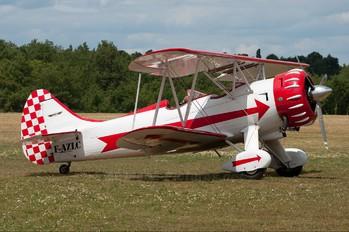 F-AZLC - Private Waco Classic Aircraft Corp UPF-7