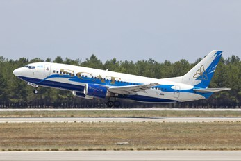 LY-AWH - SCAT Airlines Boeing 737-300