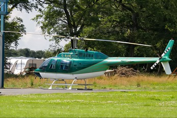 G-RAMI - Yorkshire Helicopters Bell 206B Jetranger III